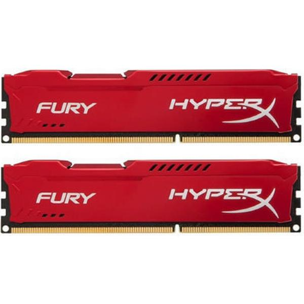 HyperX Fury Red DDR3 1333MHz 2x8GB (HX313C9FRK2/16)