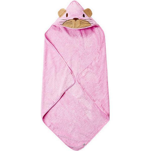 Pippi Baby Håndklæde Med Hætte 1488 R