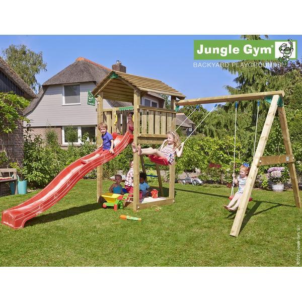 Jungle Gym Cottage 2-Gynger