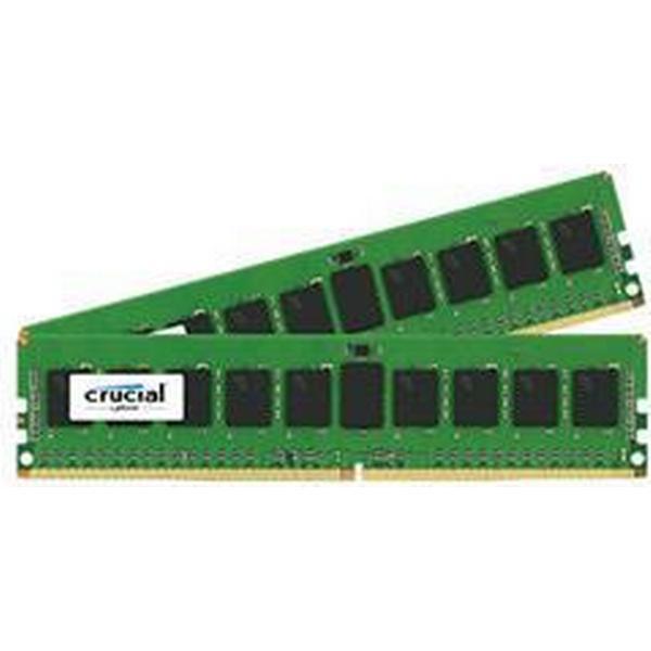 Crucial DDR4 2400MHz 4x8GB ECC Reg (CT4K8G4RFD824A)