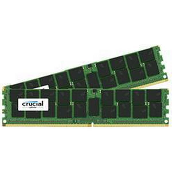 Crucial DDR4 2400MHz 4x16GB ECC Reg (CT4K16G4RFD424A)