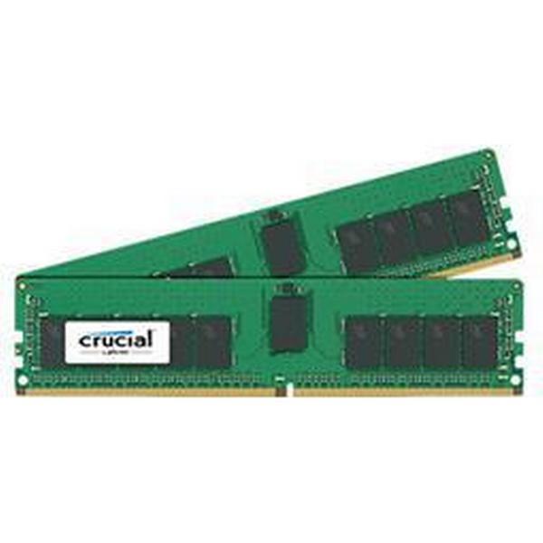Crucial DDR4 2400MHz 4x16GB ECC Reg (CT4K16G4RFS424A)