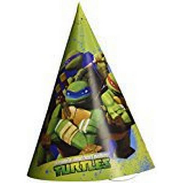 Amscan Teenage Mutant Ninja Turtles Party Hats (RM250603)