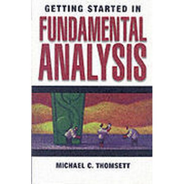 Getting Started in Fundamental Analysis (Häftad, 2006)