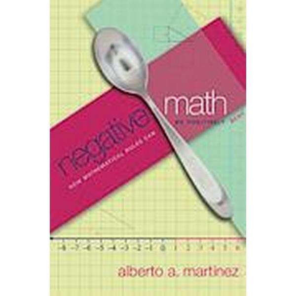 Negative Math (Häftad, 2014)