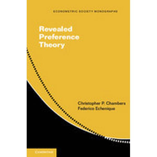 Revealed Preference Theory (Pocket, 2016)