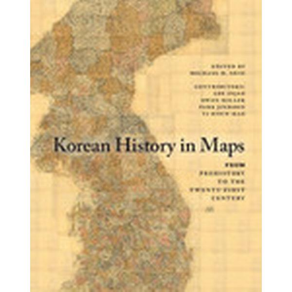 Korean History in Maps (Häftad, 2014)