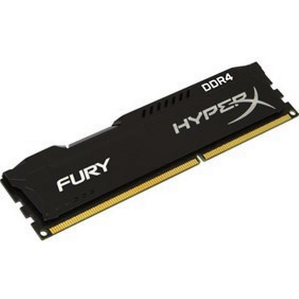 HyperX Fury Black DDR4 2400MHz 4GB (HX424C15FB/4)