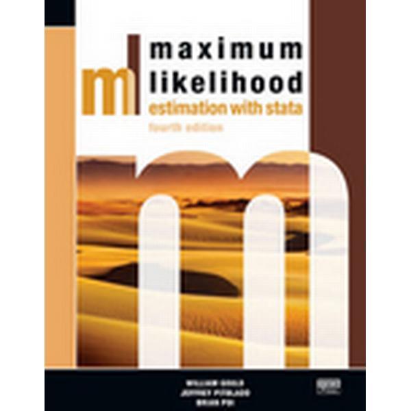 Maximum Likelihood Estimation with Stata (Häftad, 2010)