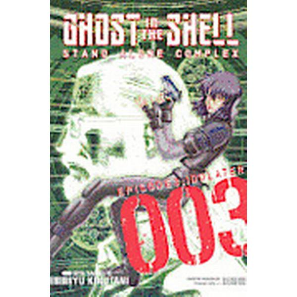 Ghost in the Shell Stand Alone Complex 3 (Pocket, 2012)