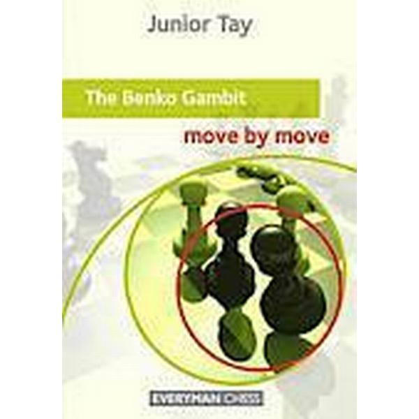 The Benko Gambit: Move by Move (Häftad, 2014)