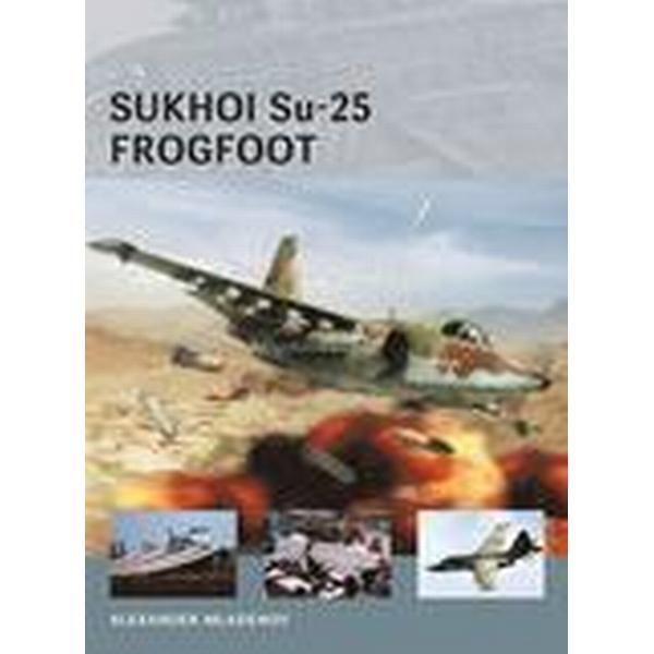 Sukhoi Su-25 Frogfoot (Häftad, 2013)