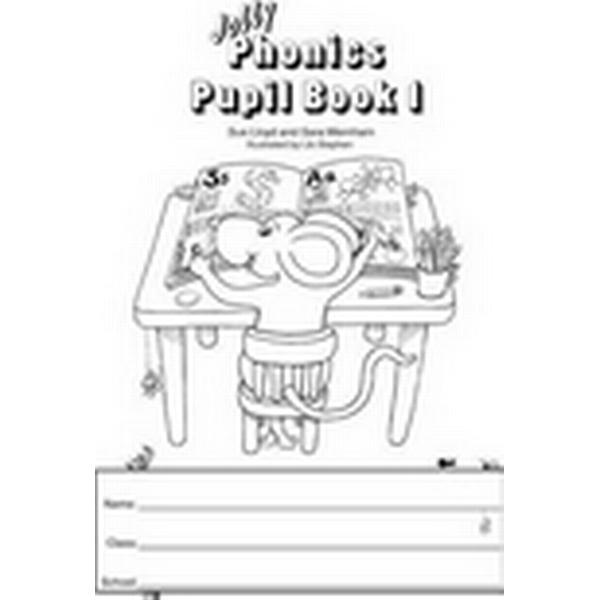 Jolly Phonics Pupil Book 1 (Häftad, 2010)