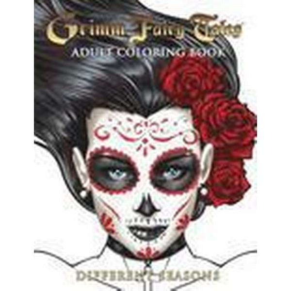 Grimm Fairy Tales Adult Coloring Book Different Seasons (Häftad, 2016)