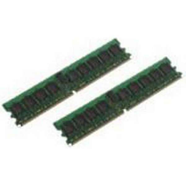MicroMemory DDR2 667MHz 2x2GB ECC Reg for HP (MMH1004/4096)