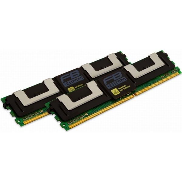 Kingston DDR2 667MHz 8x8GB ECC Reg for HP Compaq (KTH-XW667/64G)