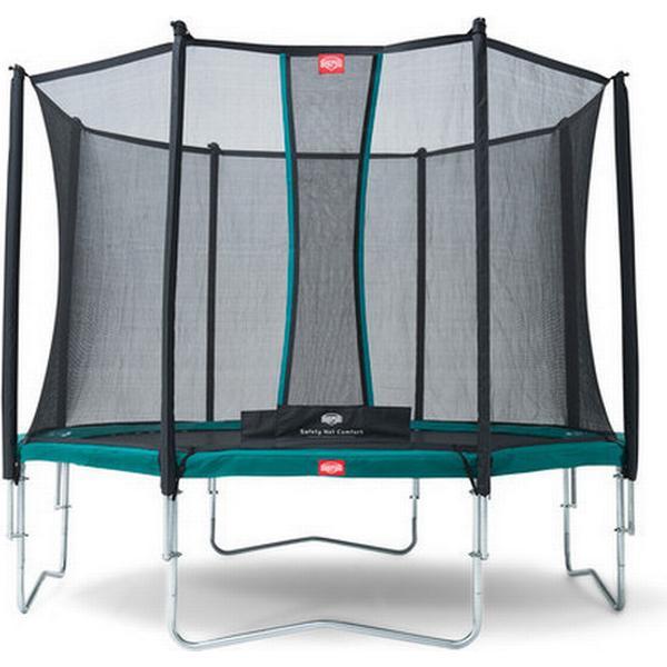 Berg Favorit 270cm + Safety Net Comfort