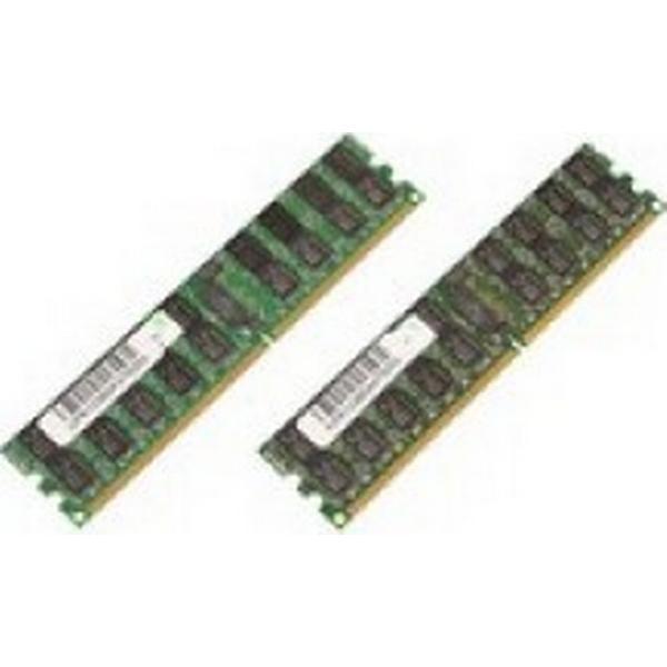 MicroMemory DDR2 667MHZ 2x4GB ECC Reg (MMI0348/8GB)