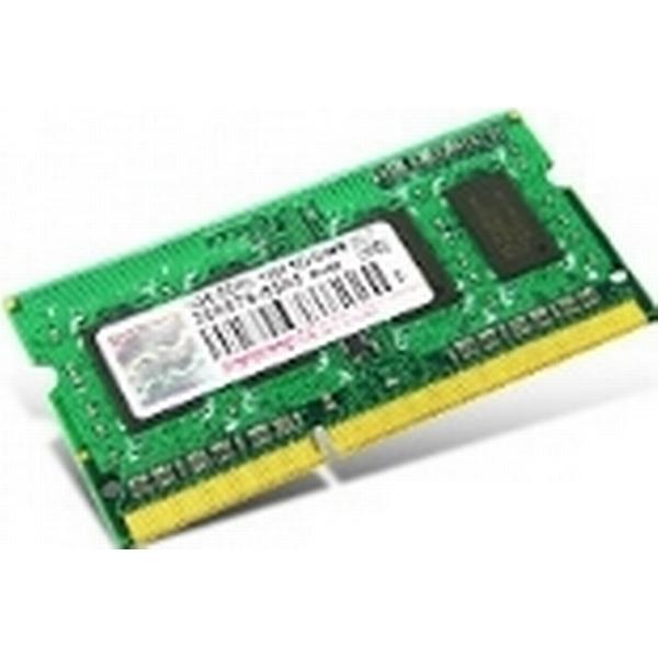 Transcend DDR3 1066MHz 4GB for Apple Mac (TS4GAP1066S)