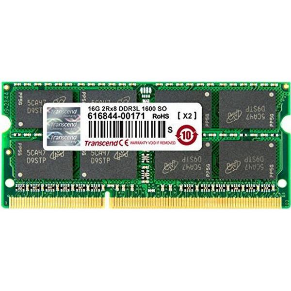 Transcend DDR3L 1600MHz 2x8GB (TS2GSK64W6Q)