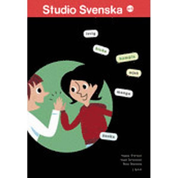 Studio Svenska År 5 Grundbok (Häftad, 2007)