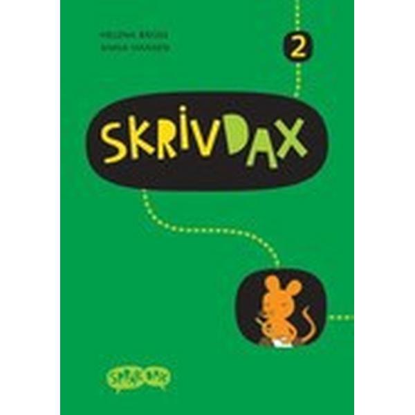 SkrivDax 2 (Häftad, 2008)