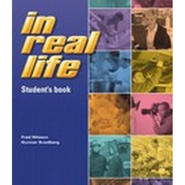 In real life Student's book inkl. ljudfiler (Häftad, 2011)