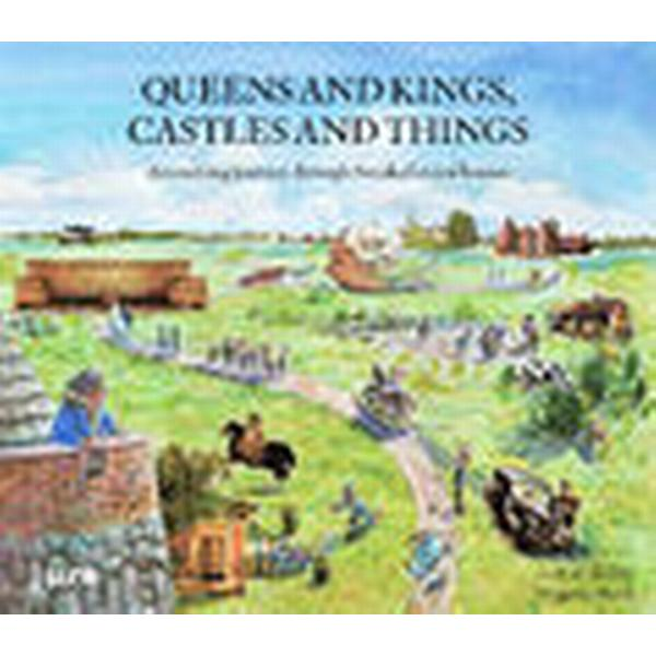 Queens and kings, castles and things: an exciting journey through Sweden (Häftad, 2013)