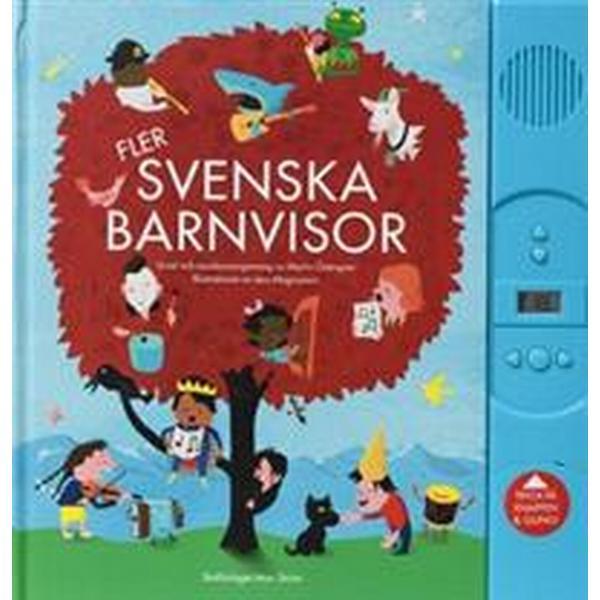 Fler svenska barnvisor (Inbunden, 2014)
