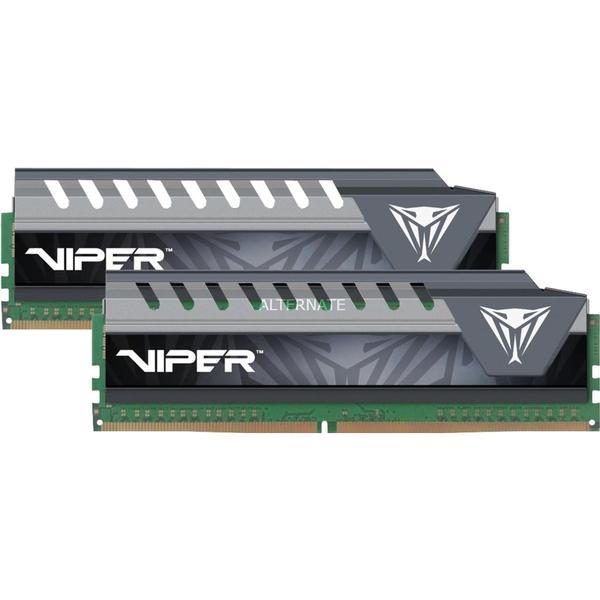 Patriot Viper Elite Series Gray DDR4 2133MHz 2x4GB (PVE48G213C4KGY)
