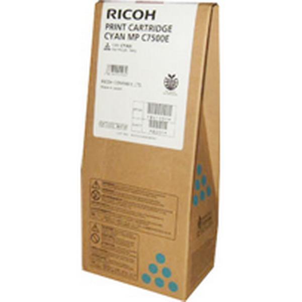 Ricoh (841101) Original Toner Cyan 21600 Sidor