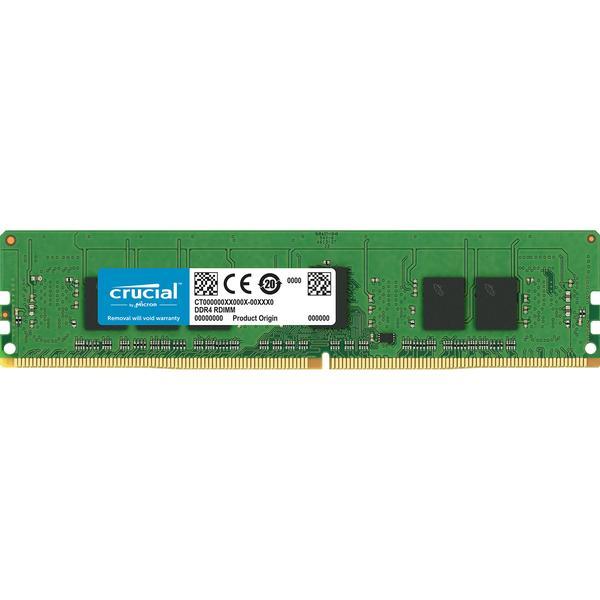 Crucial DDR4 2666MHz 4GB ECC (CT4G4WFS8266)