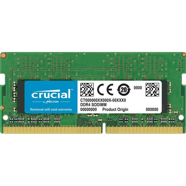 Crucial DDR4 2400MHz 8GB (CT8G4SFD824A)