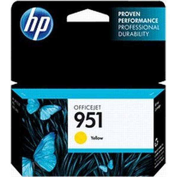 HP (CN052AE) Original Bläckpatron Gul