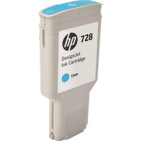 HP (F9K17A) Original Bläckpatron Cyan 300 Sidor