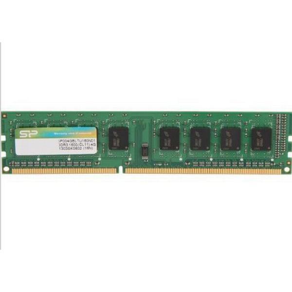 Silicon Power DDR3 1600 MHz 4GB (SP004GBLTU160N02)