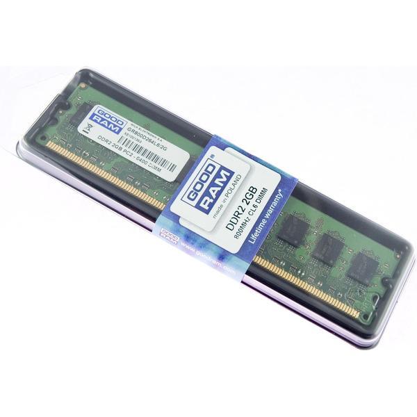 GOODRAM DDR2 800MHz 2GB (GR800D264L6/2G)