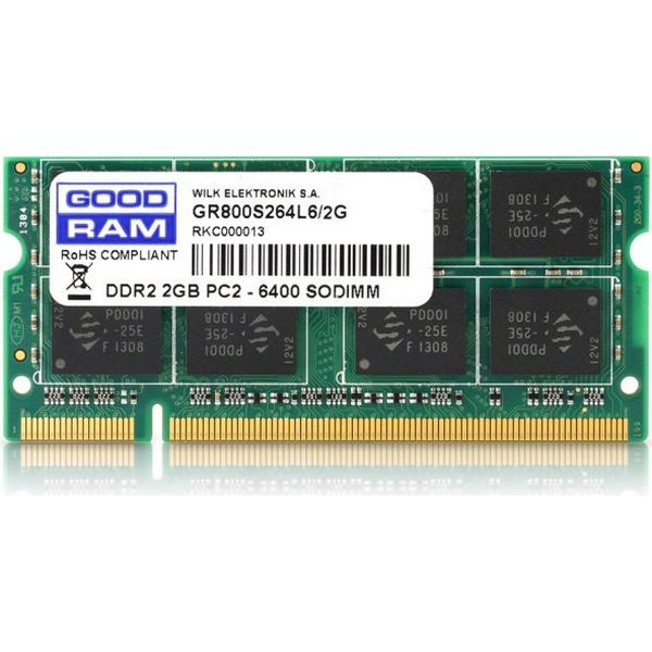 GOODRAM DDR2 800MHz 2GB (GR800S264L6/2G)