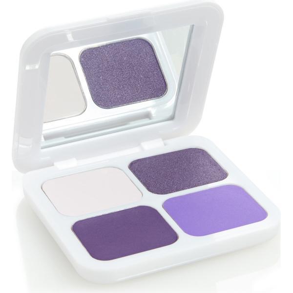 Models Own My Shadow Quad Powder Eyeshadow Lavender Love