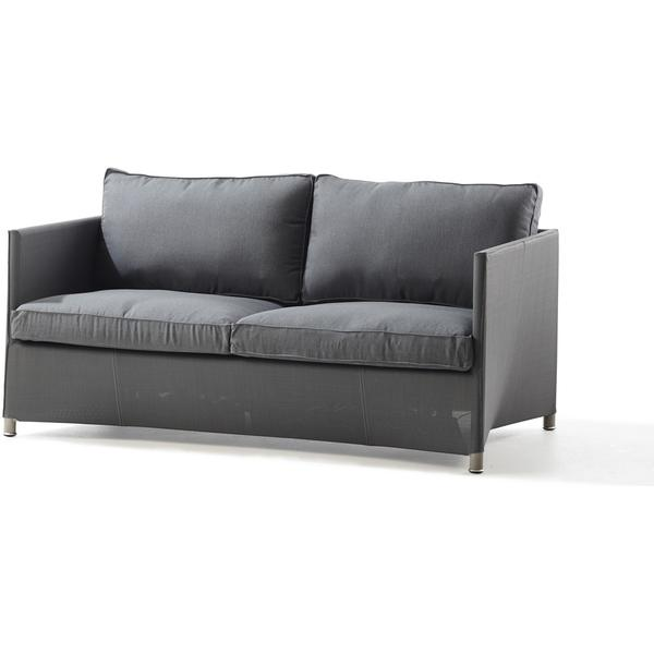 Cane-Line Diamond 2-seat Havesofa (modul/stk)