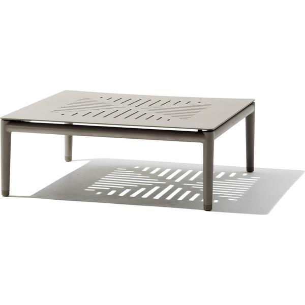 Cane-Line Conic 75x75cm Cafébord