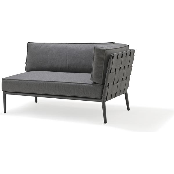 Cane-Line Conic 2-seat Left Havesofa (modul/stk)