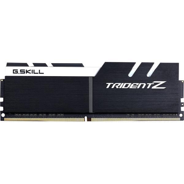 G.Skill Trident Z DDR4 3400MHz 4x8GB (F4-3400C16Q-32GTZKW)