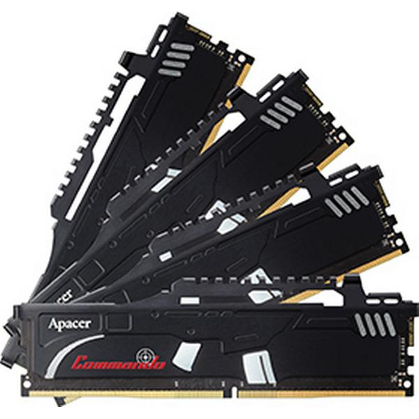 Apacer Commando Series DDR4 2400MHz 4x4GB (EK.16GAT.KEAK4)