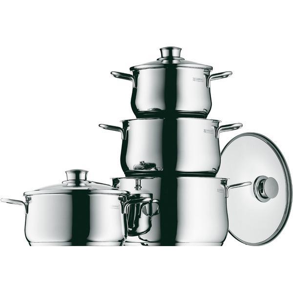 WMF Diadem Plus Pot Set with lid 4 parts