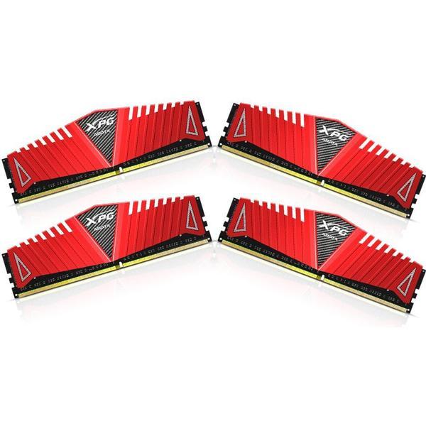 Adata XPG Z1 Red DDR4 3000MHz 4x8GB (AX4U300038G16-QRZ)