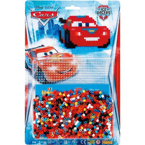 Hama Midi Beads Disney Cars Midi Perler 7988