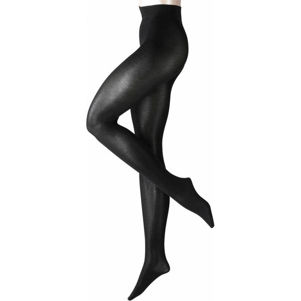 Falke Cotton Touch Tights Black (40081)