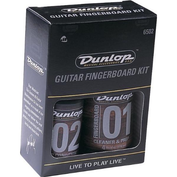 Dunlop Formula 65 Fingerboard Kit 6502