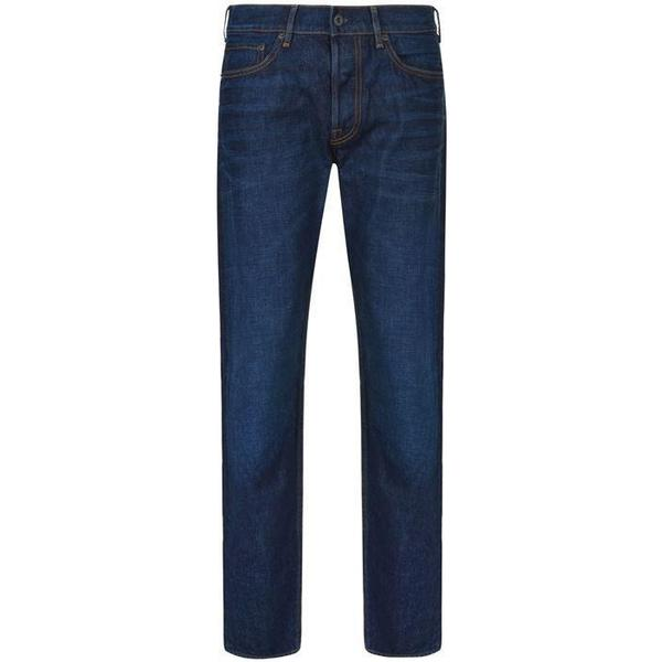 Stone Island Regular Fit Tapered Jeans - Visc